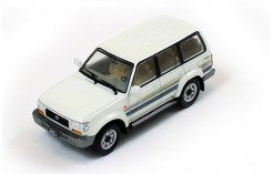 TOYOTA LAND CRUISER LC80 1996 Pearl White