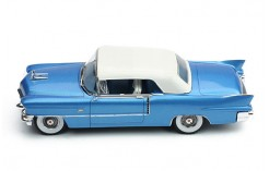 CADILLAC ELDORADO BIARRITZ 1956 Metallic Blue With White Roof