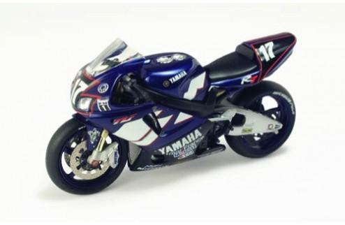 """YAMAHA YZF R7 """"YAMAHA MOTOR FRANCE"""" J.M.DELETANG 2000"""