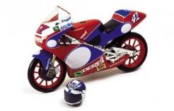 """DERBI 125 """"DERBI RACING"""" Youichi UI 2001"""