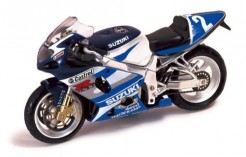 Suzuki GSX-R J-M. Bayle - N. Dussauge - S. Gimbert Winner Lemans 2002