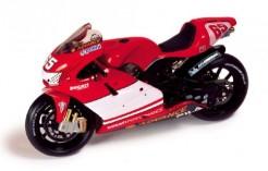 Ducati Desmosedici Loris Capirossi MotoGP 2003