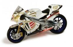 Aprilia RS3 MS Racing #67 Shane Byrne (GBR) MotoGP 2004