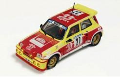 Renault 5 Maxi Turbo 33 Export Tour de Corse 1986 D. Auriol