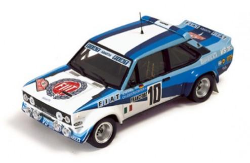 Fiat 131 Abarth W. Rohrl-C. Geistdorfer Winner Rallye Monte Carlo 1980