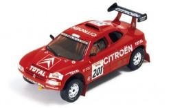 Citroen ZX Rallye Raid P. Lartigue-M. Perrin Winner Paris-Dakar 1994
