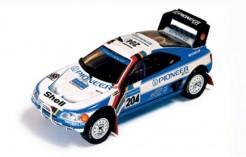 Peugeot 405 A. Vatanen-B. Berglund Winner Paris-Dakar 1989