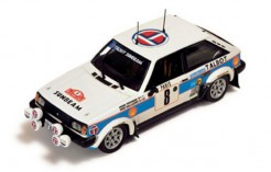 Talbot Sunbeam Lotus G # 8 H. Toivonen-F. Gallagher Rally Monte Carlo 1981