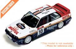 BMW M3 Rothmans B. Beguin - J. J. Lenne Tour de Corse 1987