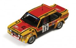 Fiat Abarth 131 Gr. 4 (Calberson) #12 M. Mouton-Arrii Rally Monte Carlo 1980