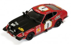 Datsun 240z #1 S. Metha-L. Drews Winner Safari Rally 1973