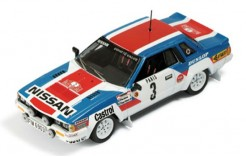 Nissan 240 RS #3 T. Salonen-S. Harjanne Rally Monte Carlo 1984