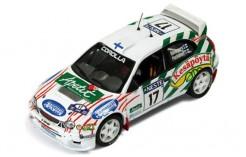 Toyota Corolla WRC #17 H. Rovanper