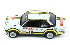 FIAT 131 ABARTH #18 A.Pasetti-G.Barban Rallye Sanremo 1978