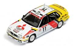 Mitsubishi Galant VR-4 Evo #11r. Holzer-K. Wendel Tour de Corse 1991