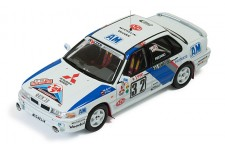 Mitsubishi Galant VR-4 Evo #32 M.Gerber - P.Thul Rally Monte Carlo 1990