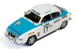 Saab 96 V4 #17 T.Rainio-K.Lehto Rac Rally 1974