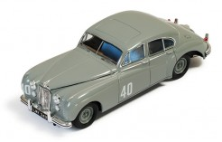 Jaguar Mkvii #40 Stirling Moss Winner Silverstone Touring Car 1953
