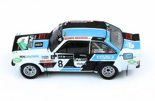 FORD ESCORT RS MKII #8 P.Snijers - E.Eggermont  Legend Boucles de Spa 2014