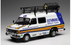 FORD TRANSIT MK II 1979 Rally Assistance David Sutton