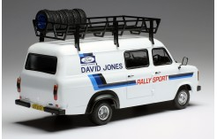 FORD TRANSIT MK II 1979 Rally Assistance David Jones