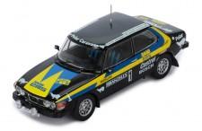 SAAB 99 EMS-#1 P.Eklund-B.Cederberg Swedish Rally 1977