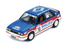 RENAULT 11 Turbo #16 A. Oreille-S. Oreille Tour de Corse 1987