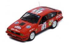 ALFA ROMEO GTV6 #15 B. Balas-E.Laine Tour de Corse 1986