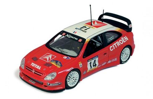 Citroen Xsara T4 P. Bugalski Catalunya Rallye 2001