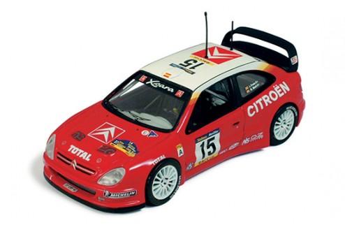 Citroen Xsara T4 J. Puras Catalunya Rallye 2001