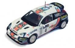 "FORD FOCUS WRC ""MARTINI RACING"" C.McRAE winner ARGENTINA 2001"