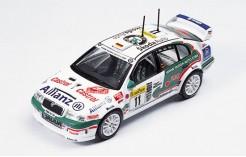 "SKODA OCTAVIA RS WRC ""ALLIANZ"" A SCHWARZ RALLYE MONTECARLO 2001"