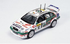 "SKODA OCTAVIA RS WRC""ALLIANZ"" B.THIRY RALLYE MONTECARLO 2001"
