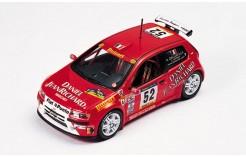 """FIAT PUNTO SUPER 1600 """"DANIEL JEAN RICHARD"""" A.DALLAVILLA CATALUNYA 2001"""