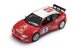 Citroen Xsara Kit-Car S. Loeb-D. Elena Champion de France Des Rallyes 2001