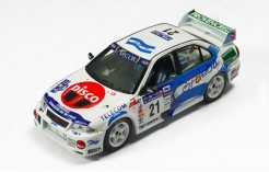 "MITSUBISHI LANCER EVO.VI ""CORDOBA"" G.POZZO-D.STILLO WORLD CHAMPION GR.N 2001"