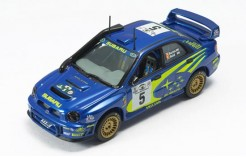 Subaru Impreza WRC R. Burns-R. Reid Safari Rally 2001