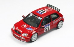 Citroen Saxo Super 1600 S. Loeb Tour de Corse 2001 (S1600 World Champion)