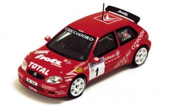 Citroen Saxo Kit Car G. HoTZ Swiss Rally Champion 2001