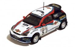 "FORD FOCUS WRC ""MARTINI RACING"" C.McRAE-N.GRIST winner ACROPOLIS RALLY 2002"