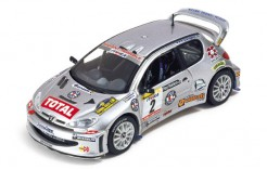 Peugeot 206WRC Renato Travaglia Italy Rally Champion 2002