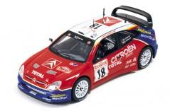 Citroen Xsara WRC S. Loeb-D. Elena Winner Rallye Monte Carlo 2003
