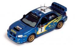 Subaru Impreza WRC P. Solberg-P. Mills Winner Cyprus 2003