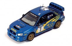 Subaru Impreza WRC P. Solberg-P. Mills Winner Australia 2003