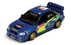 Subaru Impreza WRC P. Solberg-P. Mills Winner Greant Britain Rally 2003