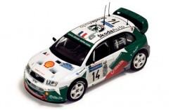 Skoda Fabia WRC D. Auriol-D. Giraudet Tour de Corse 2003