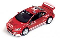 Peugeot 307 WRC- Rallye Monte Carlo 2004 - Gronholm-Rautiainen