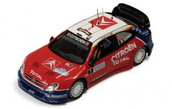 Citroen Xsara WRC #1 S. Loeb-D. Elena Winner Rally Italia 2005