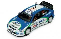 Citroen Xsara WRC #21 J. Pykalisto-M. Ovaskeinen Rally Italia 2005
