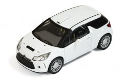 """CITROEN DS3 R3 Rally Spec """"Ready to Race"""" White 2010"""